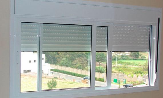 janela PVC
